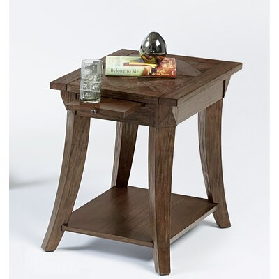 Red Barrel Studio Turtle Mountain End Table
