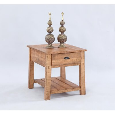August Grove Oliver End Table