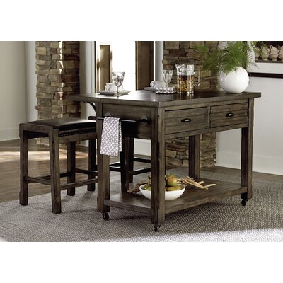 Progressive Furniture Inc. Crossroads Kitchen Island