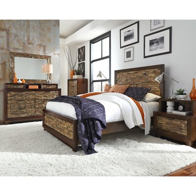 Progressive Furniture Inc. Bali Panel Customizable Bedroom Set