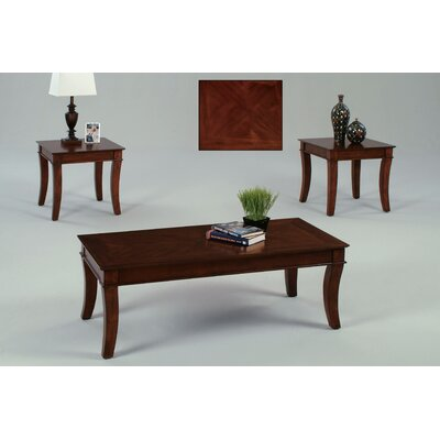 Progressive Furniture Inc. Corona 3 Piece Coffee Table Set