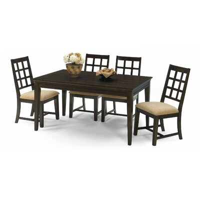 Progressive Furniture Inc. Casual Traditions 5 Piece Dining Set
