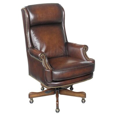 Seven Seas Seating Maximilian Leather Executive Chair