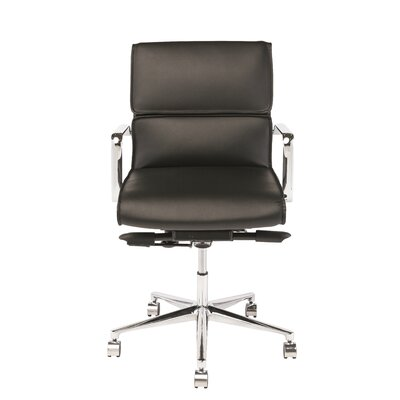 Nuevo Lucia High-Back Conference Chair with Arms