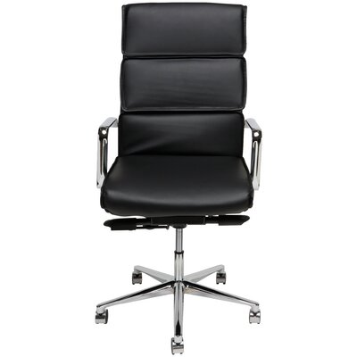 Nuevo Lucia High-Back Executive Chair with Arms