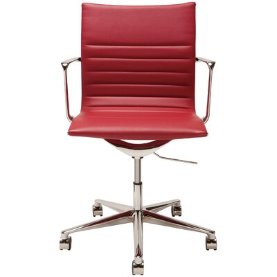 Nuevo Antonio Mid-Back Office Chair with Castors
