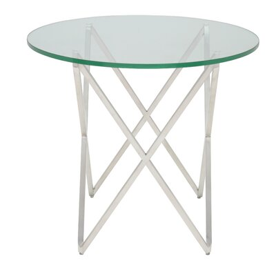 Nuevo Lattice End Table