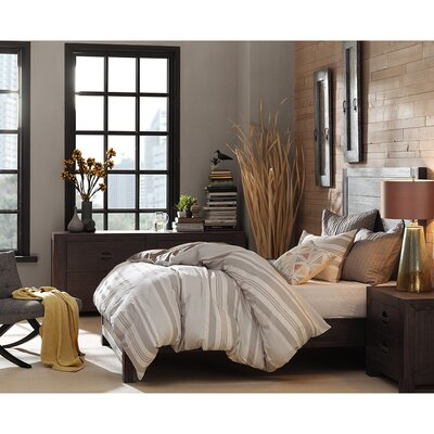 INK+IVY Monterey Platform Bed