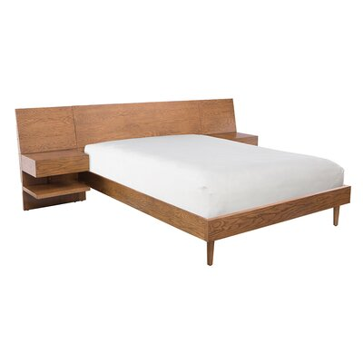 INK+IVY Clark Storage Platform Bed