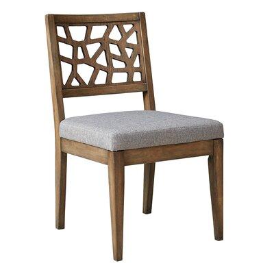 INK+IVY Crackle Side Chair (Set of 2)