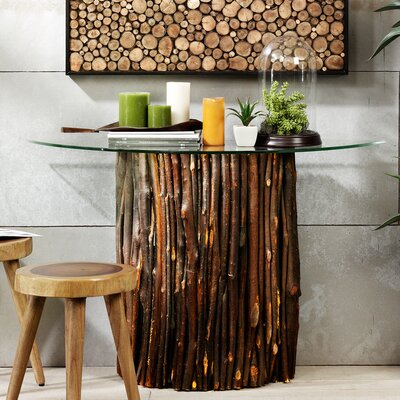 INK+IVY Topi Console Table