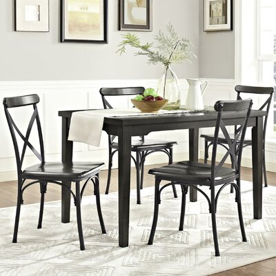 Dorel Living Parker 5 Piece Dining Set