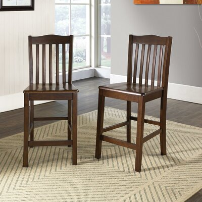 Darby Home Co Birmingham Counter Height Side Chair (Set of 2)