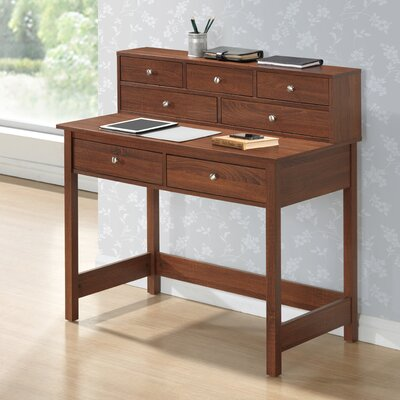Techni Mobili Elegant Writing Desk with S..
