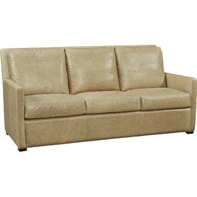Palatial Furniture Charlotte Leather Sofa