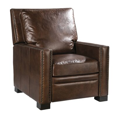 Palatial Furniture Britt Leather Recliner