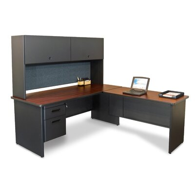 Marvel Office Furniture Pronto Executive Desk