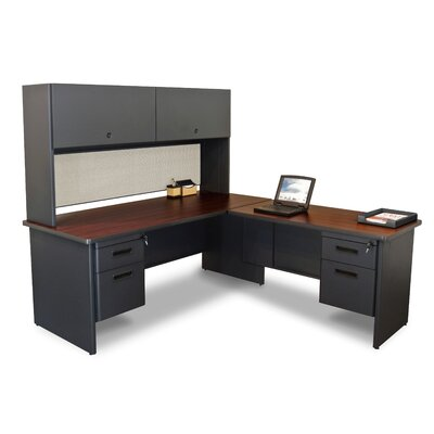Marvel Office Furniture Pronto L-Shape Ex..