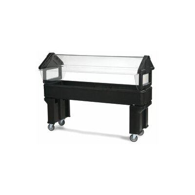 Carlisle Food Service Products Six Star™  Serving Cart