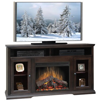 Darby Home Co Keating TV Stand with Electric Fireplace