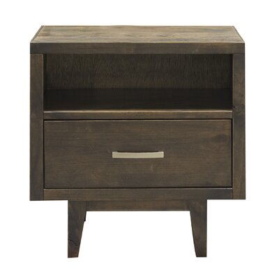 Loon Peak Calavar 1 Drawer Nightstand