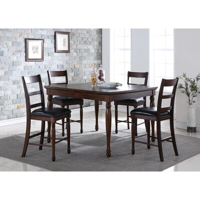 Latitude Run Jeremy Counter Height Dining Table