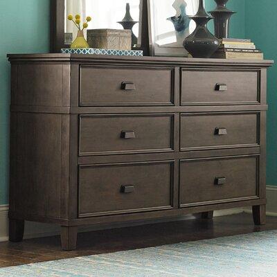 Canora Grey 6 Drawer Dresser
