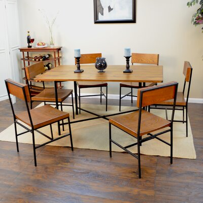 Mercury Row Xenia Large Dining Table