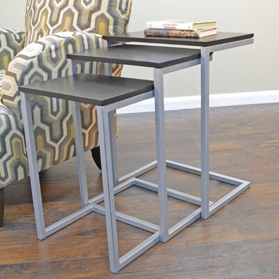 Carolina Cottage Madison 3 Piece Nesting Tables