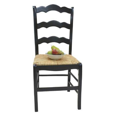 Carolina Cottage Vienna Ladder Back Side Chair