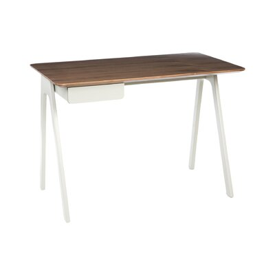 Blu Dot Stash Writing Desk in Graphite