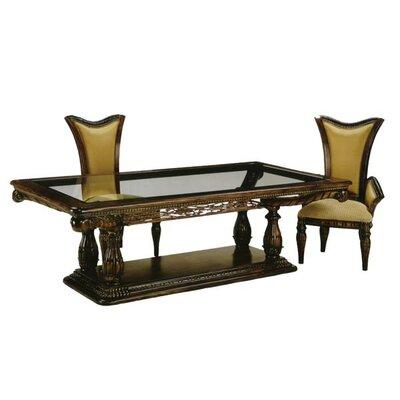 Benetti's Italia Montecarlo Dining Table
