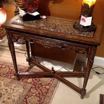 Benetti's Italia Leah Console Table