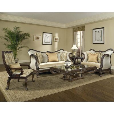 Benetti's Italia Riminni Coffee Table Set