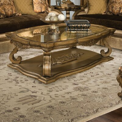 Benetti's Italia Violetta Coffee Table