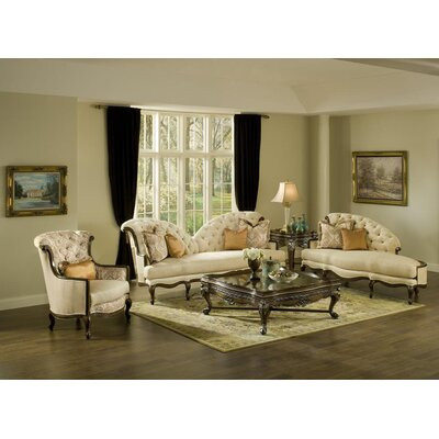 Benetti's Italia Liliana Coffee Table Set