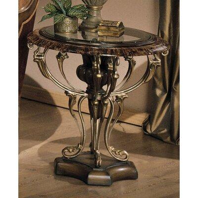Benetti's Italia Ravenna End Table
