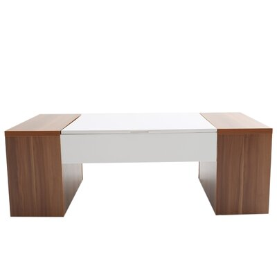 Matrix Coffee Table with Lift Top Image