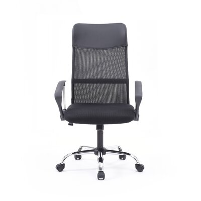 Hodedah Mesh Back Conference Chair