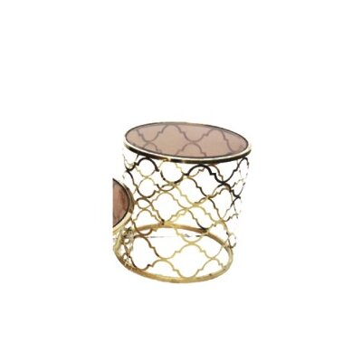 Ital Art Design Nobel End Table