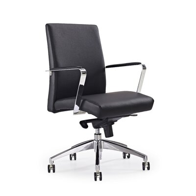 Whiteline Imports Clemson Low-Back Conference Chair
