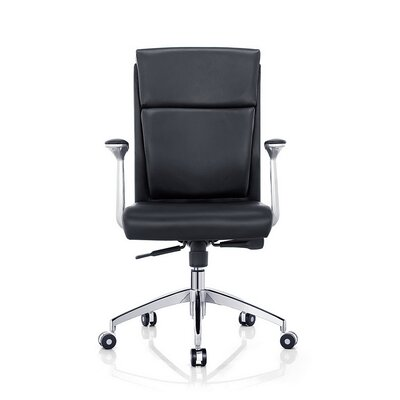 Whiteline Imports Harvard Low-Back Executive Chair