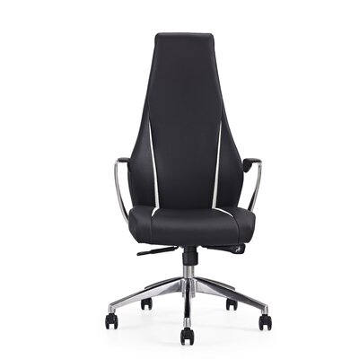 Whiteline Imports Stanford High-Back Executive Chair