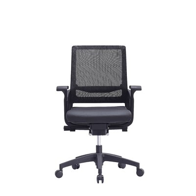 Whiteline Imports Vincy Low Back Mesh Conference Chair