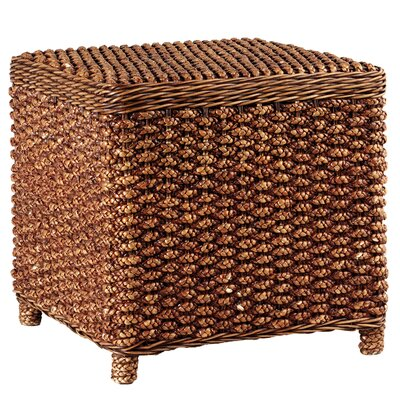 Ibolili Water Hyacinth End Table