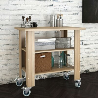 Nexera Serving Cart II