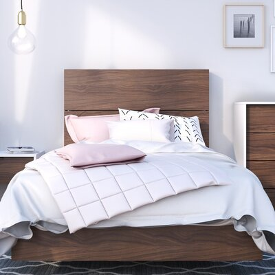 Mercury Row Duley Twin Platform Bed