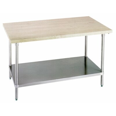 A-Line by Advance Tabco Prep Table with W..