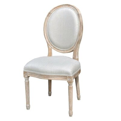 The Bella Collection Louis Classic Side Chair