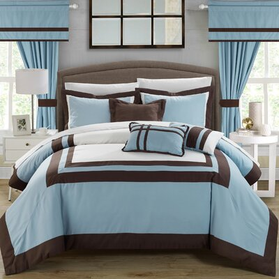 master bedroom comforter sets chic home ritz 20 comforter set amp reviews wayfair 16026